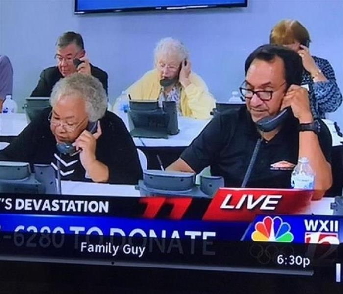 Hurricane Harvey Telethon 2017