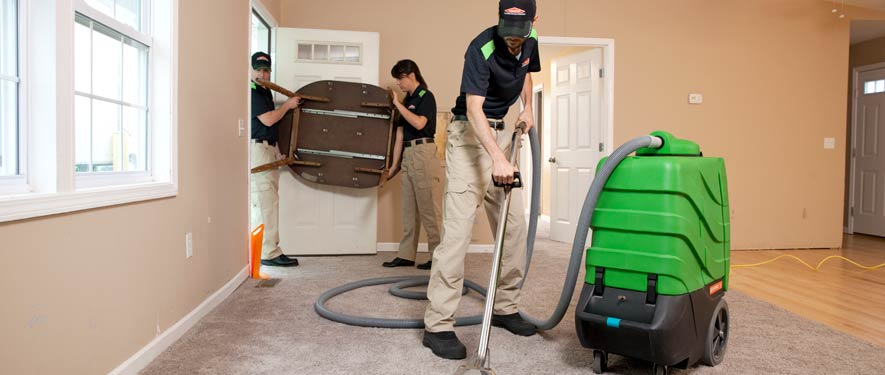 High Point, NC residential restoration cleaning
